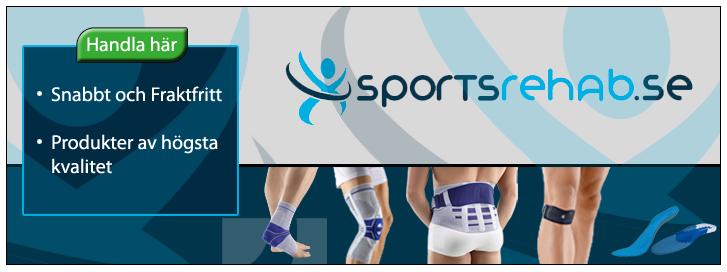 Sportsrehab - Stöd och Skydd